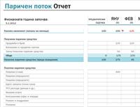 Отчет за паричните потоци