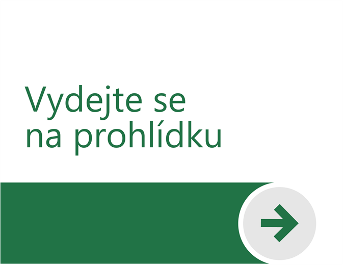 Vítá vás Excel