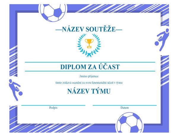 Diplom pro čtyři sporty