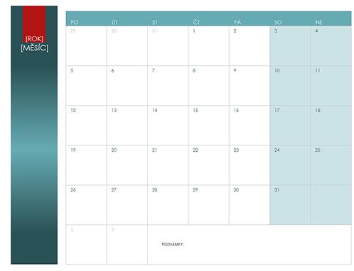 Libovolný roční kalendář