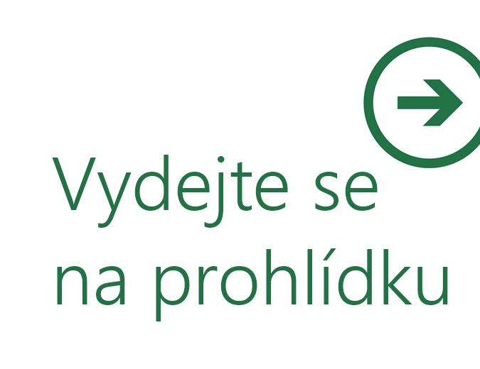 Vítá vás Excel 2013