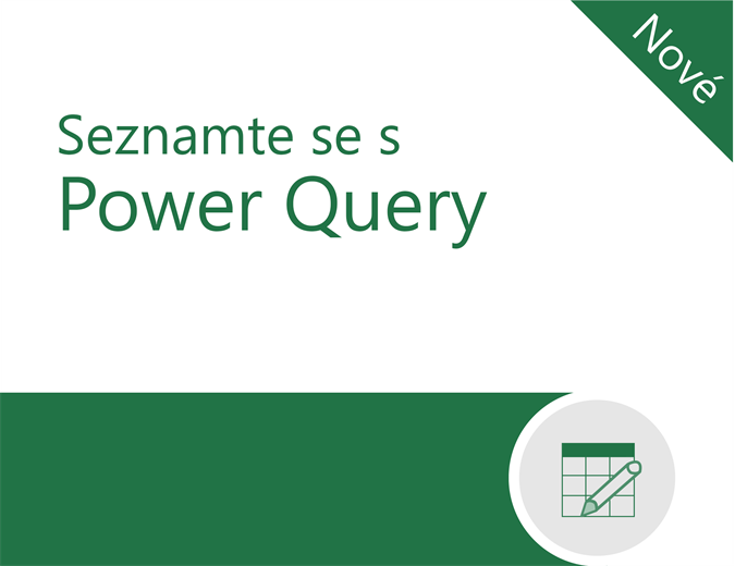 Kurz k Power Query