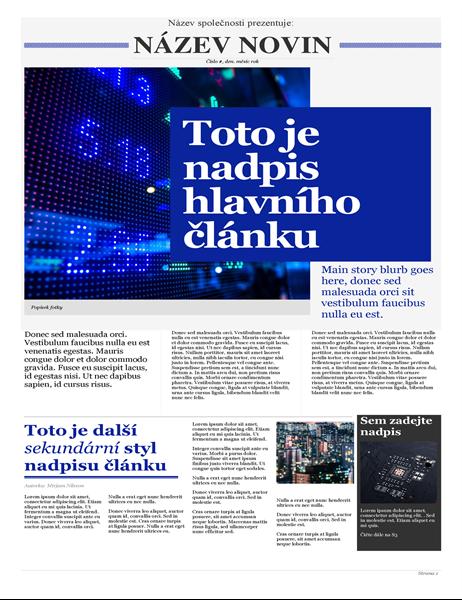 Moderní noviny