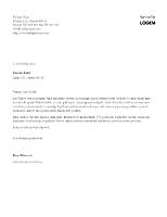 Hlavička dopisu (nadčasový návrh)