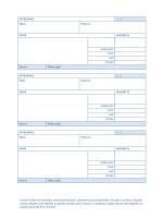 Stvrzenka s automatickým číslováním (3 na stránku)