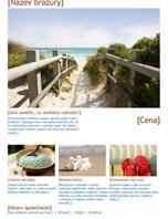 Cestovní brožura