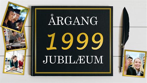 Fotoalbum – jubilæum