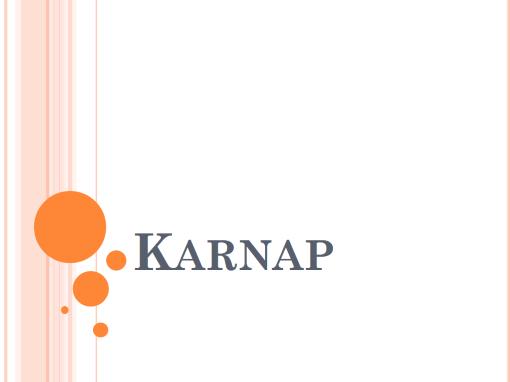 Karnap