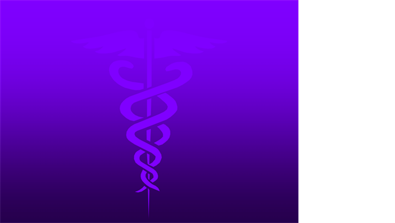 Medicin, designskabelon