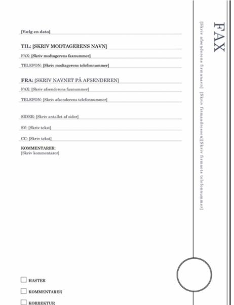 Fax (temaet Karnap)