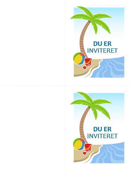 Festinvitation