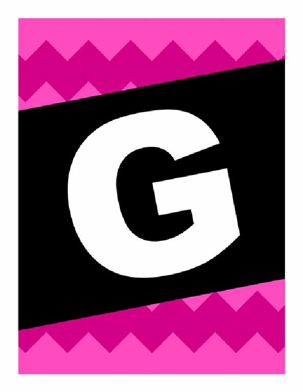 God tur-banner – grafisk mønster