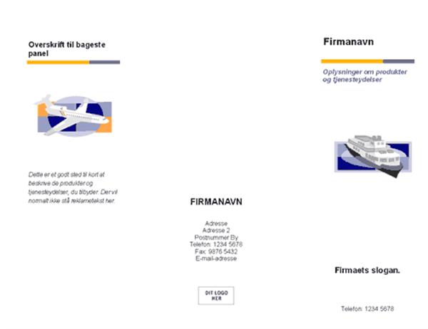 Brochure (niveaudelt)