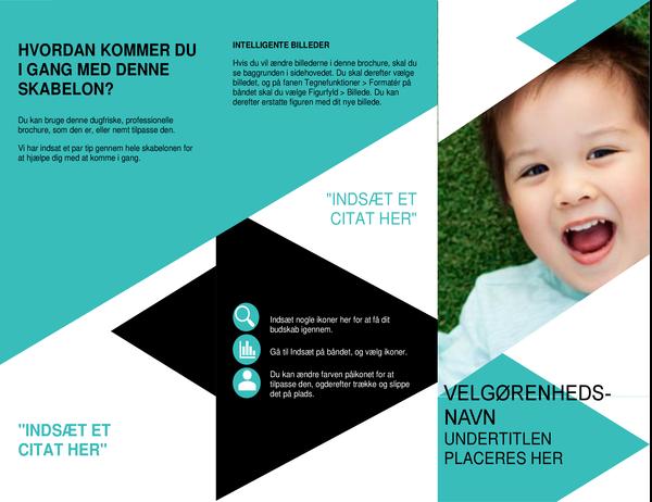 Brochure til nonprofitorganisationer