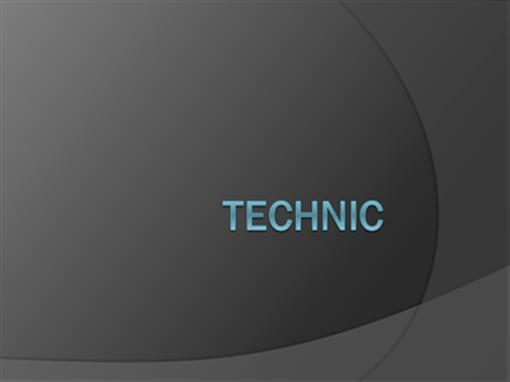 Teknik