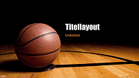 Basketballpræsentation (widescreen)
