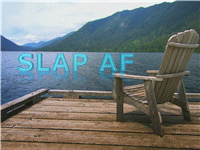 Afslapning ved søen (med video)