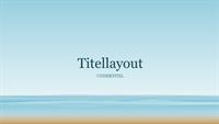 Præsentation af havmalerier (widescreen)