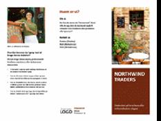 Brochure til mindre virksomhed
