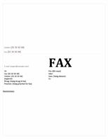 Faxforside (akademisk design)