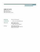 CV (urbandesign)