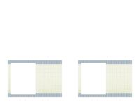 Indbydelse til dimission med foto (strukturdesign)