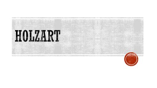 Holzart