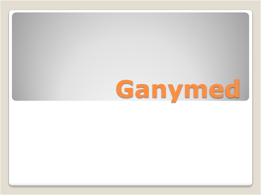 Ganymed