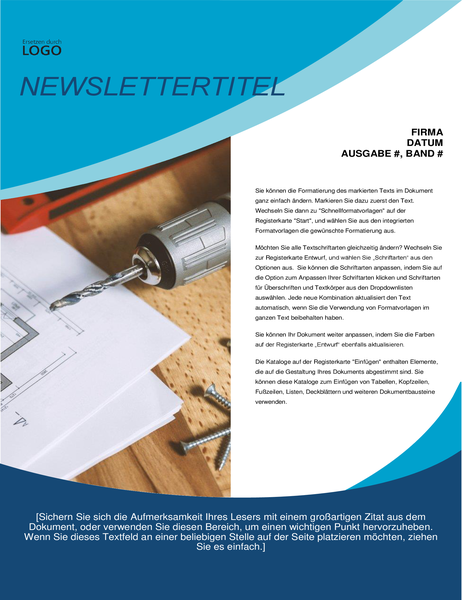Handwerker-Newsletter