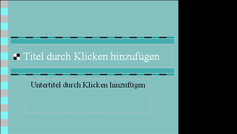 """Entwurfsvorlage """"Schachbrett"""""""