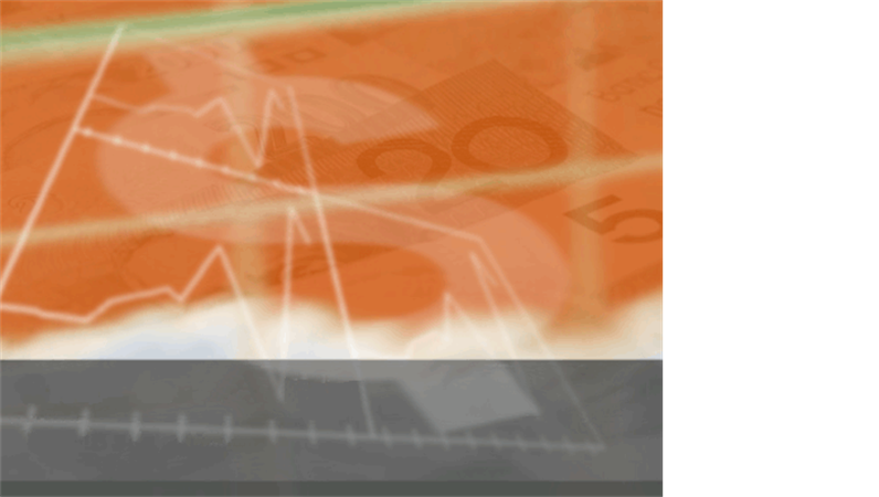 """Entwurfsvorlage """"Orange Währung"""""""