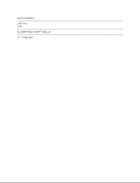 Checkliste für die Beurteilung des Zustands einer Mietwohnung