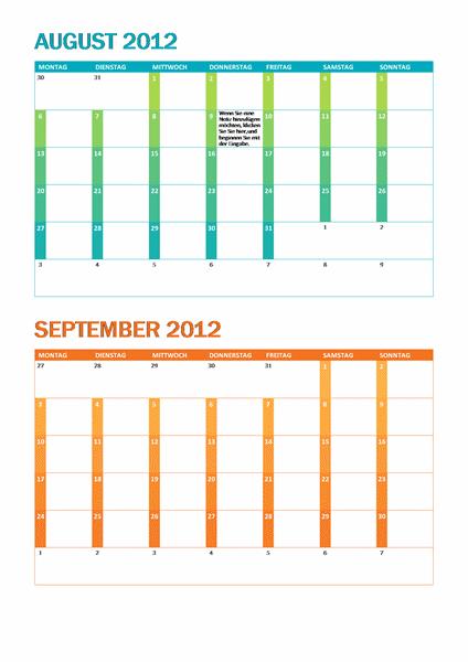 Schul-/Uni-Kalender