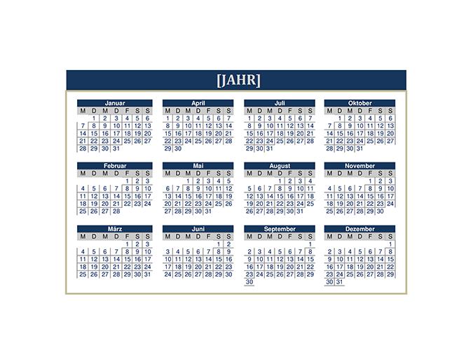 Kalender (alle Jahre)