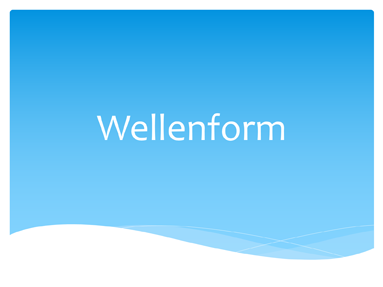 Wellenform - Office Templates