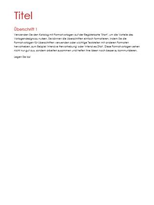 Leer und Allgemein - Office.com