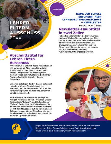 Newsletter des Lehrer-Eltern-Ausschusses