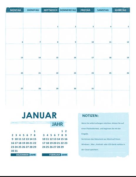 Kalender (Schule)