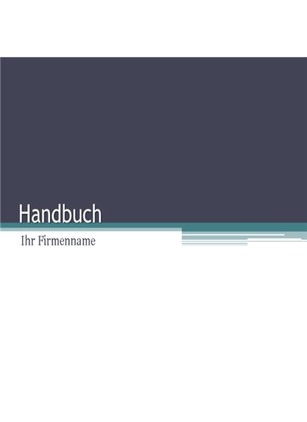 Firmenhandbuch
