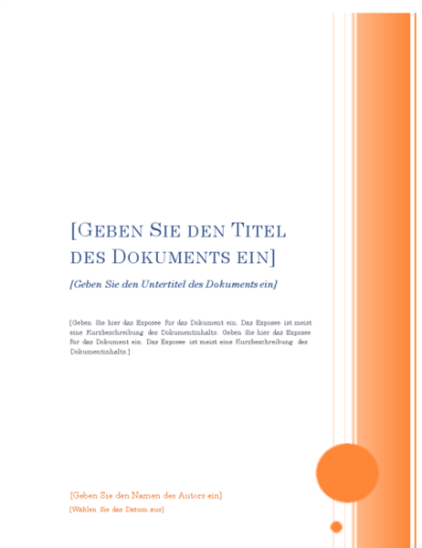 "Bericht (Design ""Nereus"")"