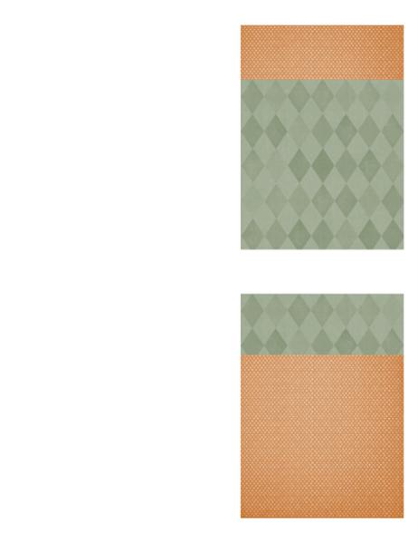 Danksagungskarte (Erntedankdesign)