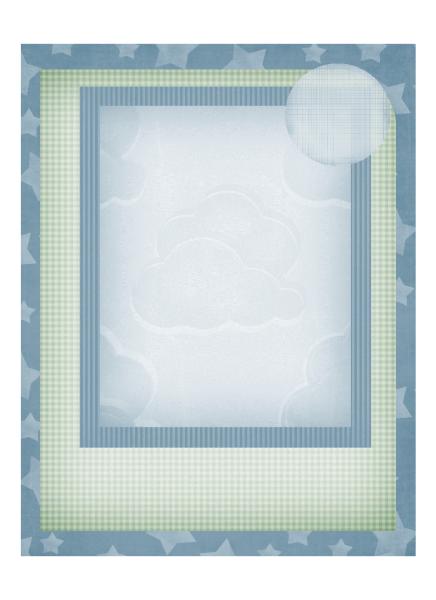 Babyfotoalbum (Sternedesign)