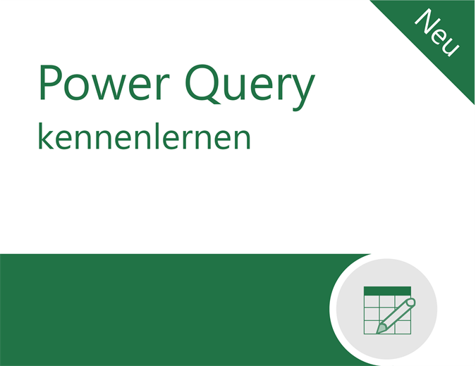 Power Query-Tutorial