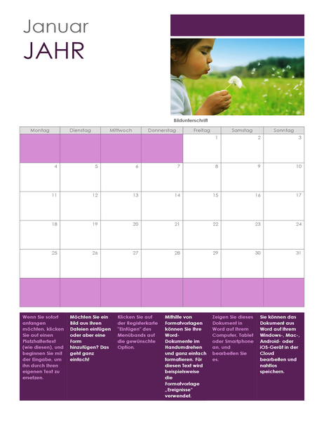 Ereignis-Outlook-Kalender