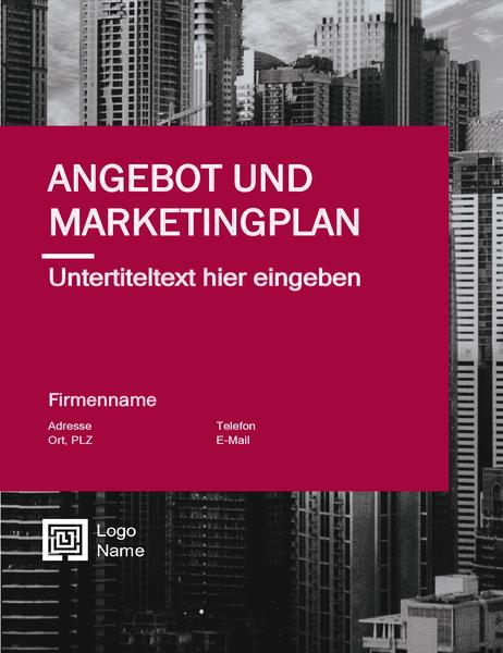 """Geschäftsbericht (Design """"Professionell"""")"""