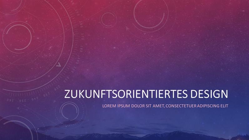 """Design """"Himmel"""" für zukunftsweisende Unternehmen oder Projekte"""