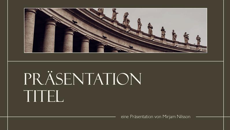"""Design """"Stadt Berlin"""""""