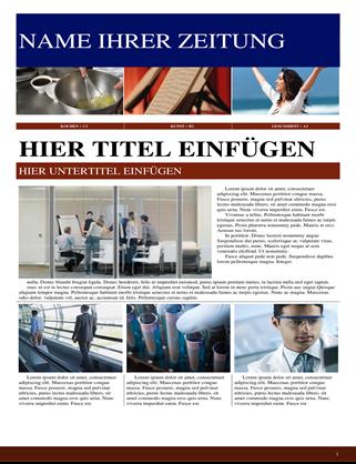Lifestyle-Zeitung