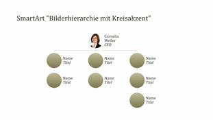 """Organigramm """"Bilder im Kreis"""" (Breitbild)"""