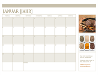 Fotokalender (Mo)